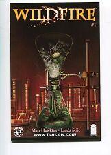WILDFIRE #1-3 1st PRINTING - LINDA SEJIC ART & COVER - MATT HAWKINS STORY - 2014
