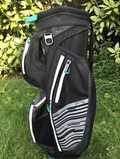 PING Rhapsody GOLF CART BAG / 14-Way / Hood & Strap / In Very Good Condition