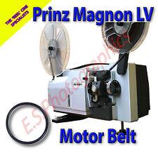 Prinz Magnon LV 8mm Motor principal cine Proyector Belt (cinturón)