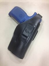 Leather Holster Smith Wesson S&W SD 9, SD 40, SVE 9, SVE 40  (# 217 BLK)