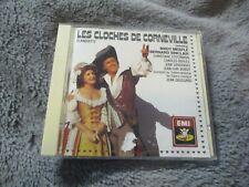 """CD """"LES CLOCHES DE CORNEVILLE - EXTRAITS"""" Robert PLANQUETTE"""
