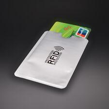 5x RFID Schutzhülle Kreditkarte EC Karte Hülle NFC Scheckkartenhülle Kartenhülle