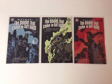 Batman The Doom That Came to Gotham 1-3 COMPLETE Set Mignola Elseworlds NM