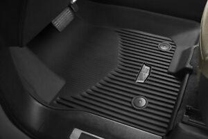 2010-2014 Cadillac Escalade 3rd Row Molded Carpet Floor Mat 17800423 Ebony OEM