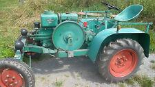Kramer Traktor Wasserverdampfer12 Ps