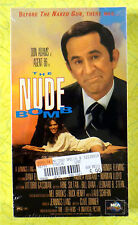 The Nude Bomb ~ New VHS Movie ~ Don Adams 1980 Spy Spoof Comedy Pamela Hensley