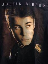 Justin Bieber Believe Official Concert Tour T-Shirt 2012 Adult Small, RARE VTG