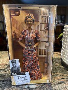 "Barbie: Inspiring Women - Maya Angelou 12.75"" Doll (GYH04)"