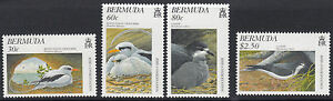 BERMUDA : 1997 Bird Conservation  set  SG 774-7  MNH