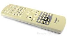 Toshiba Tv/Dvd/Vcr Combo Genuine Remote Mw24Fn3 Mw24Fn3/R Mw20Fn3/R Mw24Fp3
