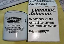 502906 EVINRUDE JOHNSON MARINE FUEL FILTER DFI ETEC BRP 10Micron 5009676  777713