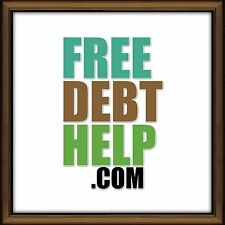 Free Debt Help .com  - Great Banking & Finance Domain $20CPC!!!