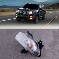 Left Daytime Running Turn Signal Fog Light Fit for Jeep Renegade 15-18 Assembly