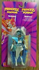 NETOSSA Action Figure Princess of Power She-Ra Vintage MOTU 1986 Mattel MOC