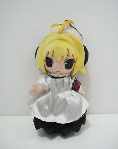 """Di Gi Charat PIYOKO Pyocola Analogue III SEGA 8"""" Plush 2002 Toy Doll Japan"""