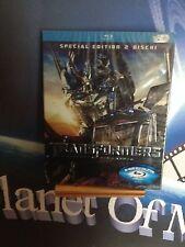 Transformers- la vendetta del caduto*Special edition*2 BLU RAY*NUOVO