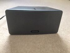 Sonos Play 3 Wireless Smart speaker - Black