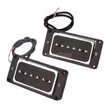 E-Gitarre Ersatz Seifenstab P90 Alnico 5 Pickups Bridge Neck Sets