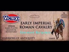 28mm Early Imperial Roman Cavalry Victrix, Hail Caesar, Swordpoint Ancients BNIB