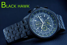 Blackhawk Pilot Chronograph Japanese Timepiece, Military-Sonderedition