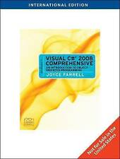 Microsoft® Visual C# 2008 Comprehensive by FARRELL