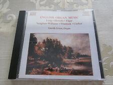 ENGLISH ORGAN MUSIC GARETH GREEN ORGAN 1992 NAXOS