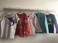 Lovely boys tops from Vertbaudet and H&M, Sizes 2-4 Years & 4 Years