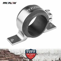 Proflow Silver Alloy Fuel Pump Bracket for Bosch 044 Mount Clamp & Rubber New