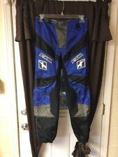 "Four Racing Profile Pants Adult Size 34"" Motocross biking bmx"