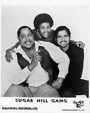 """Sugarhill Gang 10"""" x 8"""" Photograph no 1"""