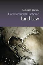 Commonwealth Caribbean Land Law (Commonwealth Caribbean Law), , Owusu, Sampson,