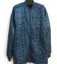 Cotopaxi Kusa Insulated Llama Fleece Parka XL Unisex Reversible Blue Jacket