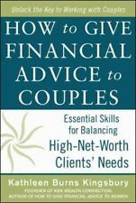 How to Give Financial Advice to Couples: Essential Skills for Balancing High-Net