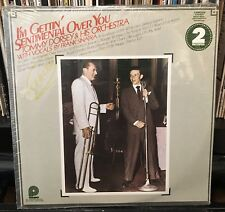 2Lps sealed TOMMY DORSEY & his Orchestra w/ vocals by FRANK SINATRA CXS-9027