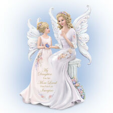 My Daughter You Are More Loved Than You Can Imagine Angel Figurine - Lena Liu