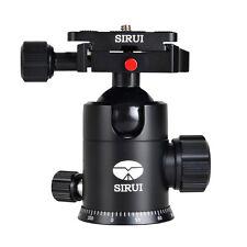 SIRUI G20 Professional Tripod&Monopod ball head with Fast mounting plate,G-20