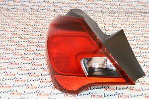 Vauxhall Corsa E Left Side Rear Light / Lamp (Outer) for 5 Door Model - NEW