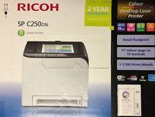 Ricoh SP C250DN Farblaser Drucker Laser Netzwerk NEU OVP