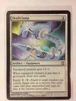 Skullclamp   Darksteel    VO   -  MTG Magic (EX)
