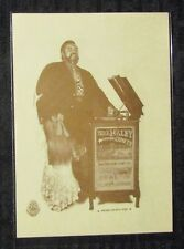 """BILL HALEY Avalon Ballroom 4.5x6.5"""" Family Dog #133 Concert Post Card FN+ 6.5"""