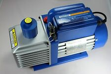 VACUUM PUMP 9 CFM, 2 STAGES, 1HP, 110-220V / 50-60Hz ALL REFRIGERANTS