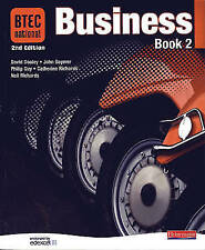 BTEC National Business Book 2 2nd Edition by Phil Guy (Paperback, 2007)