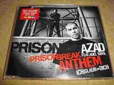 AZAD feat. ADEL TAWIL - Prison Break Anthem / Ich Glaub An Dich  (Maxi-CD)