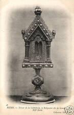 CPA 51 REIMS  trésor de la cathédrale  reliquaire de samsom