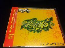 0268 JET SET/GRIND RADIO ORIGINAL Dreamcast XBOX Game Music CD SOUNDTRACK New