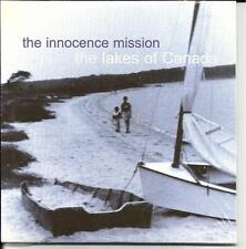 INNOCENCE MISSION Lakes of Canada w/ GUS GUS REMIX & 2UNRELEASE PROMO CD SEALED