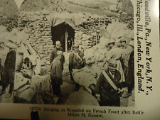 Stereoview Stereoscope Card of World War 1 WWI #16 Reprint 1978