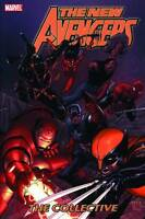 New Avengers Vol 4: The Collective by Bendis & Deodato Jr TPB 2007 Marvel Comics