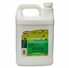 Triclopyr Herbicide  61.6%  1 Gal Broadleaf Weeds Brush Martin's Clear Pasture
