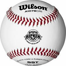 Wilson A1078 League Series Cal Ripken Baseball (Dozen)